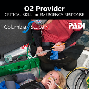 Emergency First Response / PADI O2 Provider