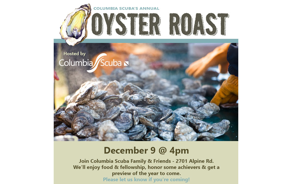 Annual Oyster Roast